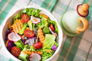 Quels sont les régimes végétariens: perdre du poids sans manger de protiénes animales.