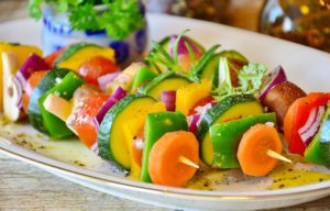 Menu prise de masse végétarien: comment prendre des muscles et non du gras.
