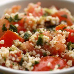 couscous végétarie